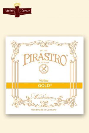 سیم ویولن Pirastro Tonica Gold