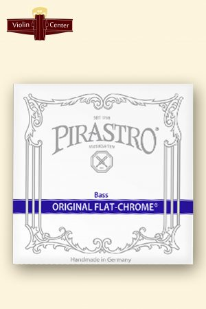 سیم کنترباس Pirastro Original Flat-Chrome