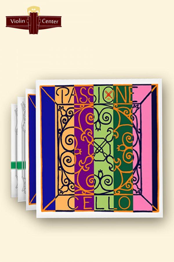سیم ویولنسل Pirastro Student Cello Set